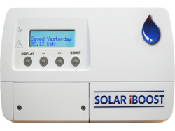 Solar I-Boost immersion controller